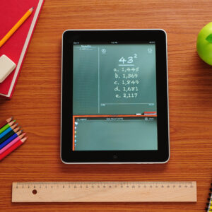 digitale leeromgeving